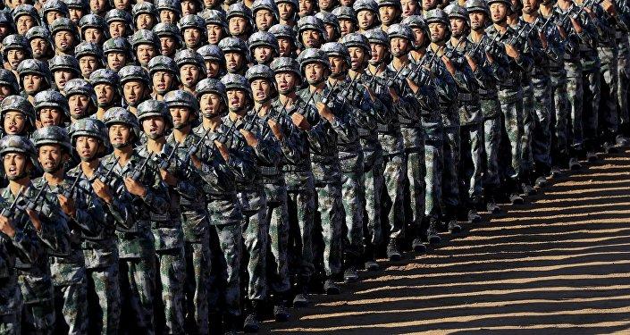 2030年世界上哪个国家军力最强?