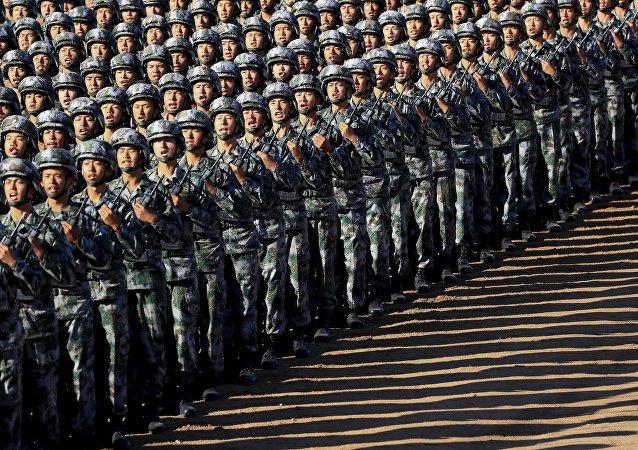 中國軍方出台解放軍軍營開放辦法 旨在加強國防教育