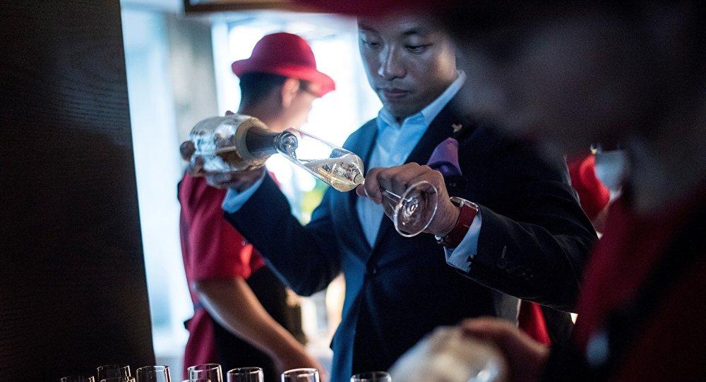 中國反腐攻勢盯住高端酒