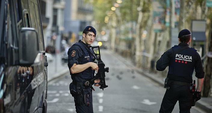 西班牙警察
