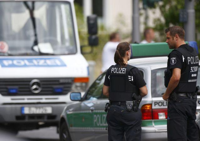 德国警方(资料图片)