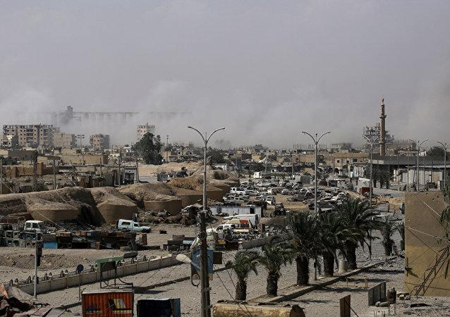 叙利亚,拉卡