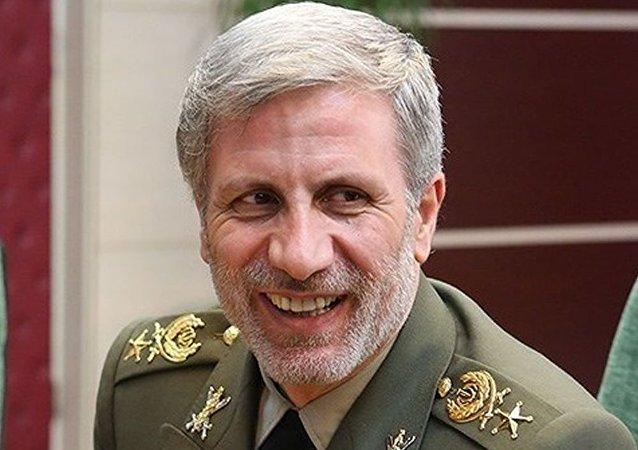 伊朗國防部長阿米爾·哈塔米