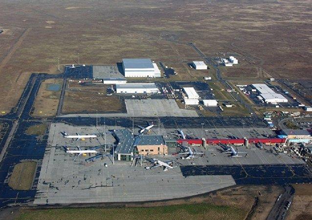 冰岛凯夫拉维克国际机场