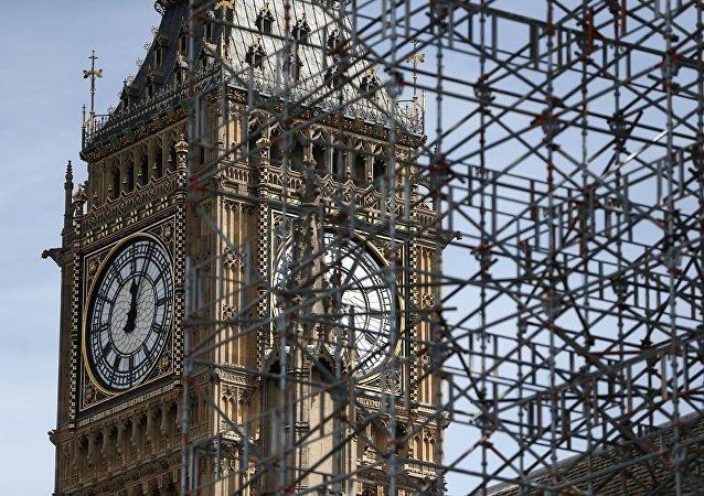 英国大本钟将在大修前于8月21日最后一次报时