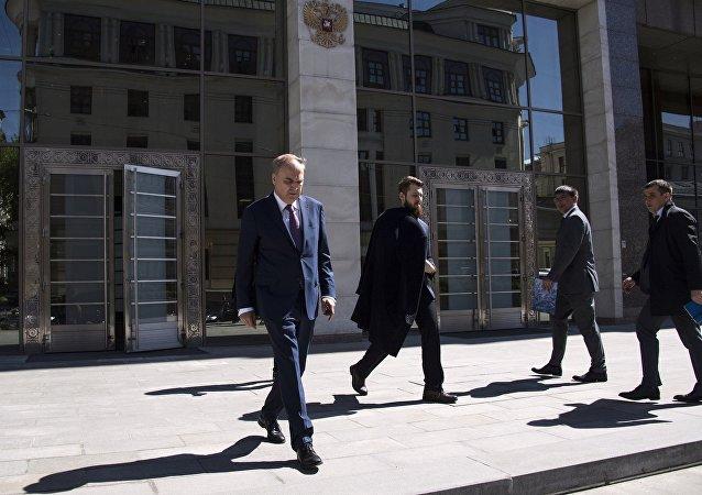 克宮:俄副外長安東諾夫已被任命為俄駐美大使