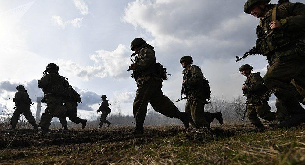 白俄超过2500名军人将在该国参加与俄罗斯举行的后勤联合演习