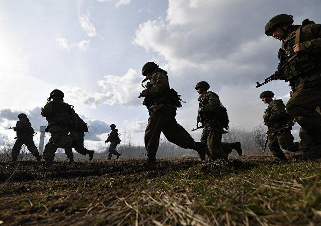 白俄超過2500名軍人將在該國參加與俄羅斯舉行的後勤聯合演習