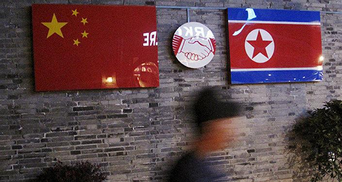 韩国希望中国帮助摆脱朝鲜半岛危机