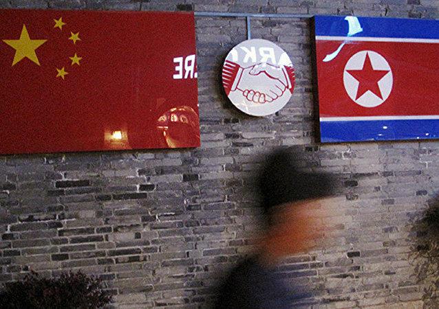 中國海關總署:中國對朝鮮出口連續11個月下降