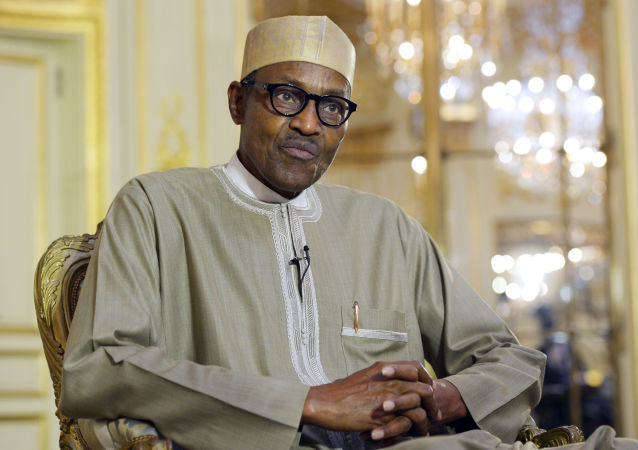 尼日利亞總統穆罕默德·布哈里