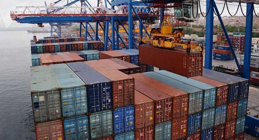 今年前8個月俄中貿易同比增長25.7% 達675億美元