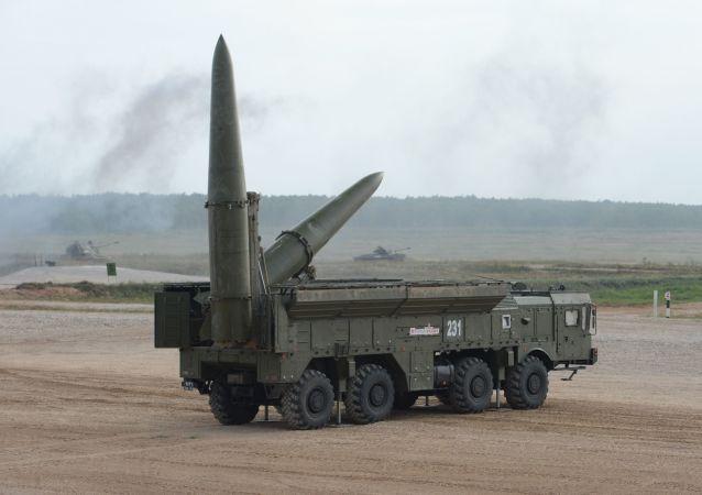 '伊斯坎德尔'导弹系统