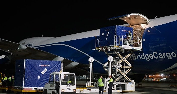 俄航空公司開通符拉迪沃斯托克至香港的定期貨運航班