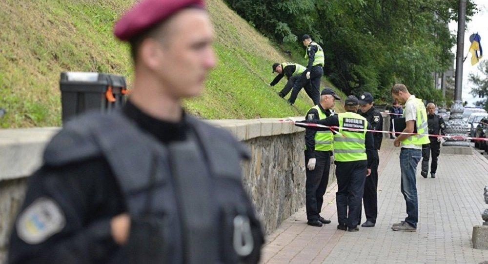 乌克兰警方