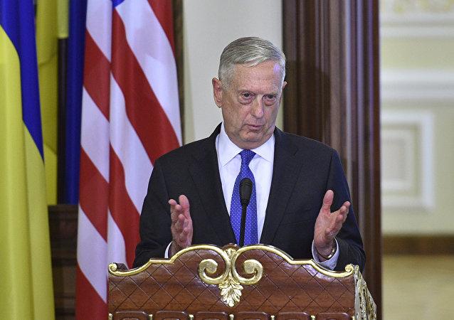 美國將加強與烏克蘭的戰略合作