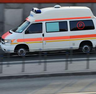 据波兰TVN24电视台消息,搭载乌克兰乘客的大巴车在波兰发生翻车事故,目前已造成3人死亡和51人受伤