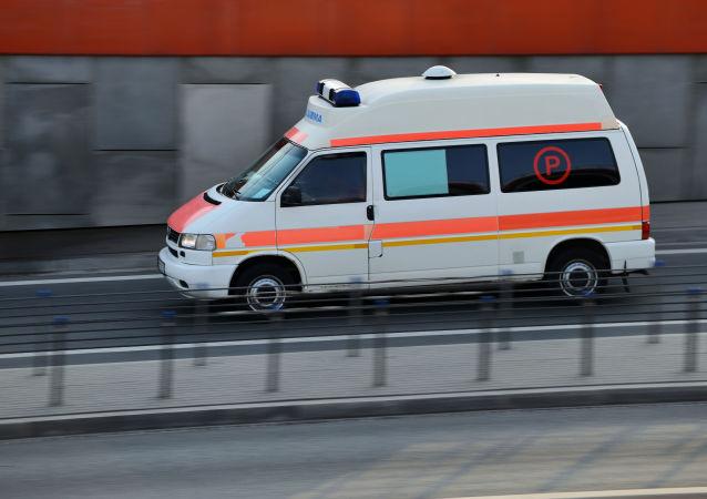波兰救护车