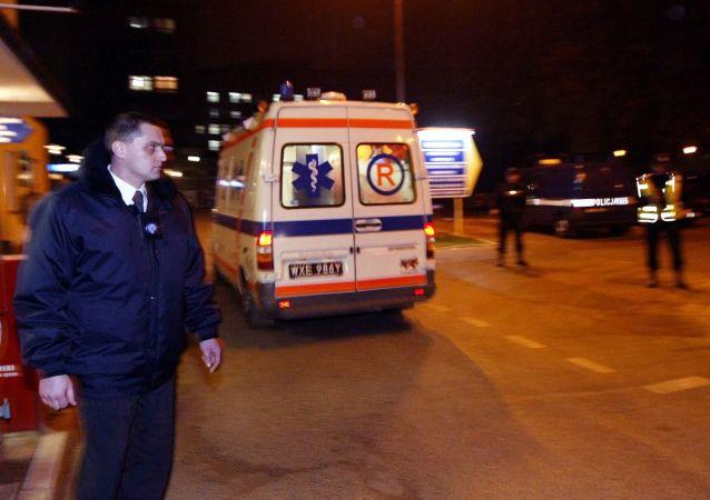 波蘭救護車