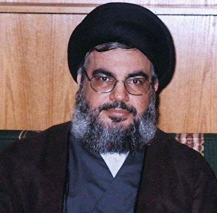 真主黨總書記哈桑·納斯魯拉
