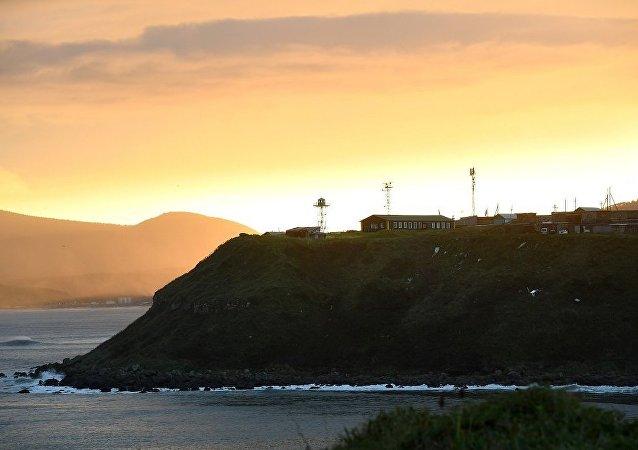 日本因俄在千岛群岛铺设光纤线路提出抗议