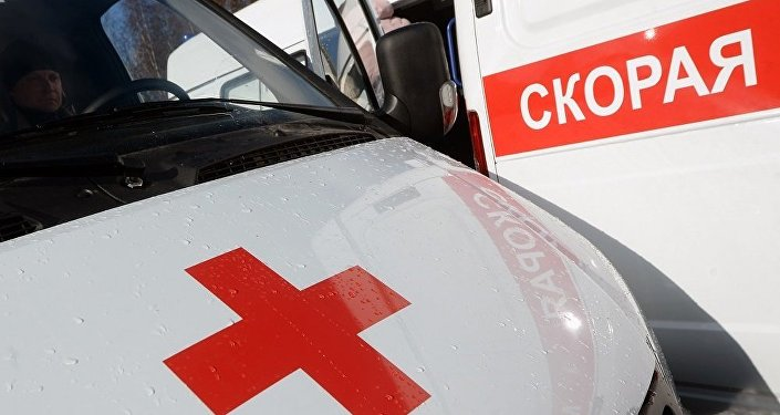 俄斯塔夫羅波爾邊疆區發生交通事故 致6死1傷