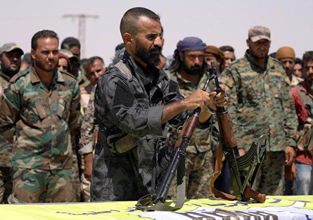 敘利亞民主力量