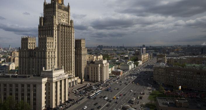 外交部:世界会对否决俄所提《中导条约》决议草案后悔