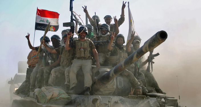 伊拉克軍隊