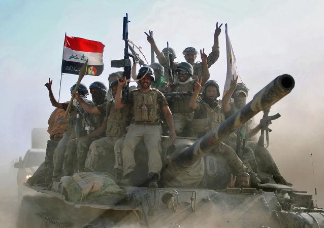 伊拉克军队