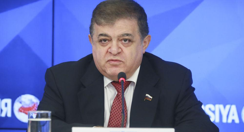 扎巴洛夫:俄方拟考虑美方提出中国参与裁军谈判的建议