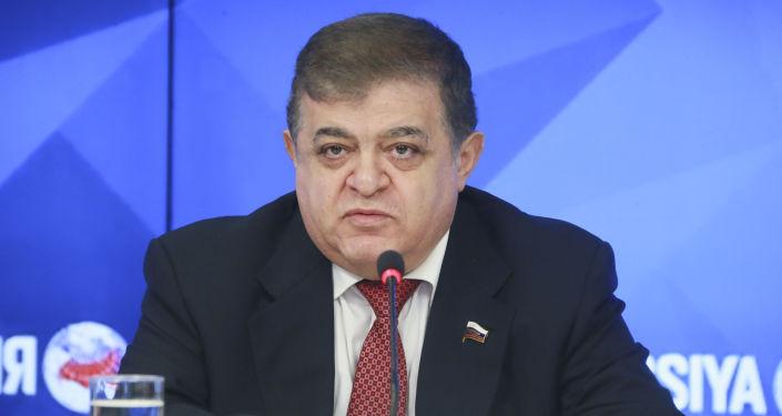 扎巴洛夫:俄方擬考慮美方提出中國參與裁軍談判的建議