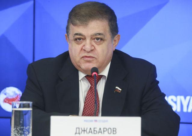 俄議員:需要在安理會討論朝核問題談判事宜