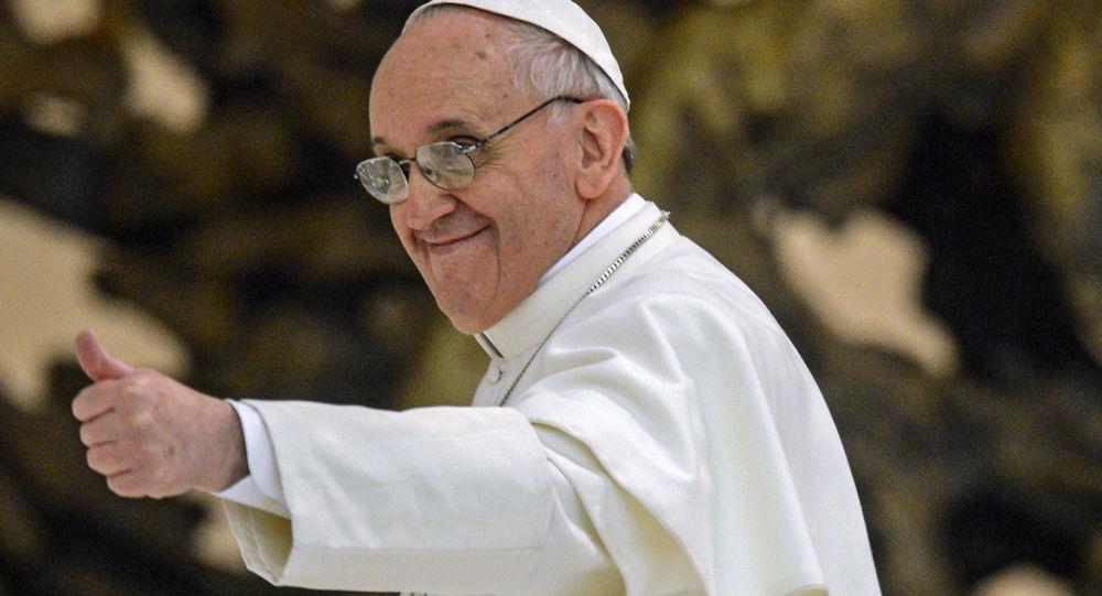 中國天主教邀請梵蒂岡教宗訪華