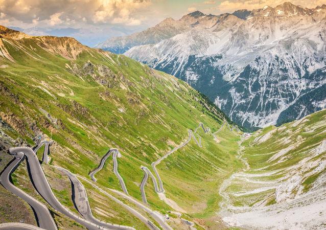 瑞士开始售卖山区空气