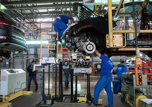 中國汽車在俄銷量連續第三個月增長