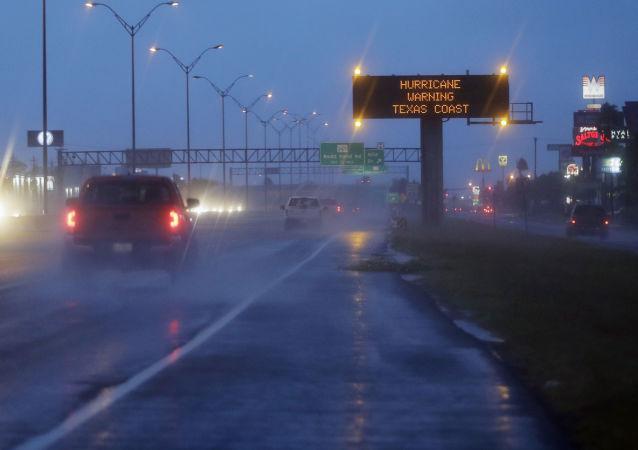 美国哈维飓风的保险理赔总额估计为12至23亿美元
