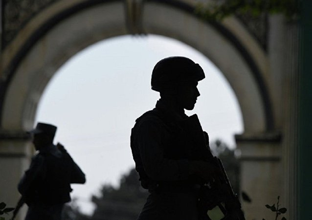 阿富汗首都发生爆炸 一名警察轻伤