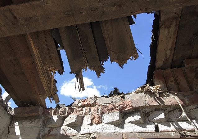 顿涅茨克人民共和国:乌军一昼夜在顿巴斯破坏停火30次