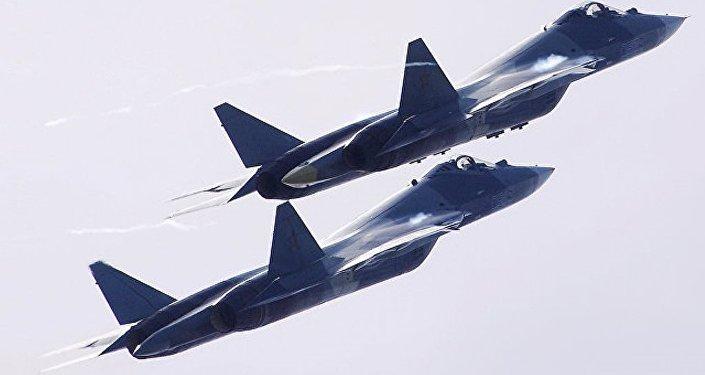 俄羅斯蘇-57