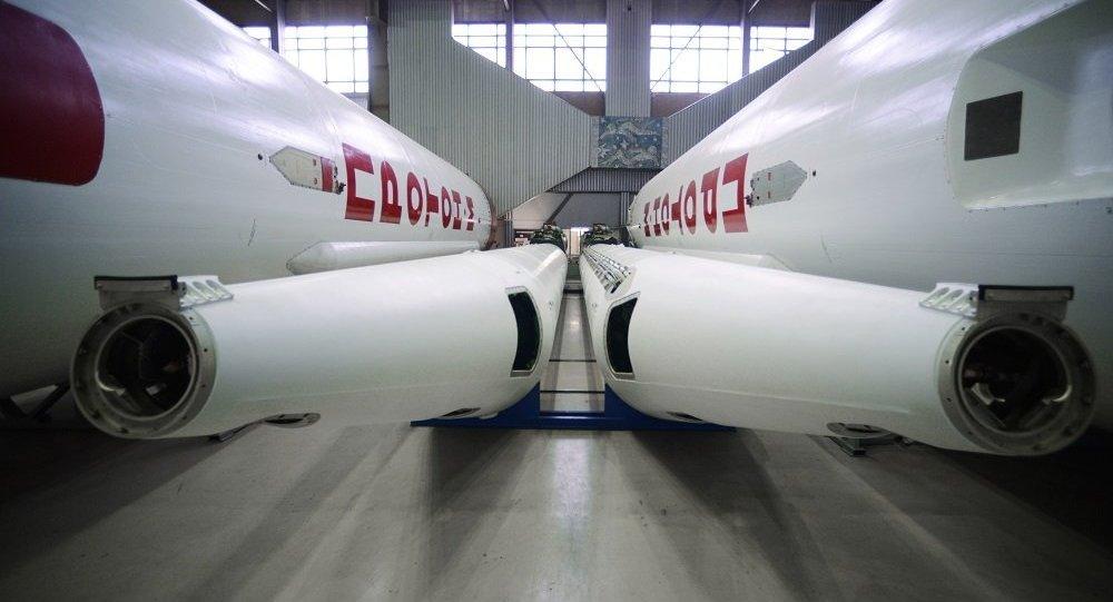 """俄航天国家集团宣布将停止""""质子""""项目"""