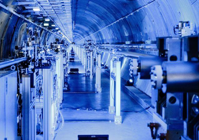欧洲X射线自由电子激光装置(XFEL)