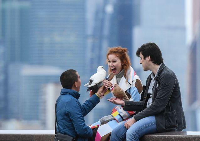 报告:俄公民幸福水平一年内有所提高