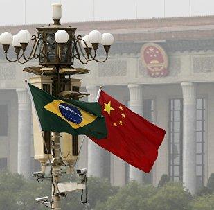 美國拉攏巴西因為害怕中國