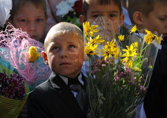 媒體:俄籌建評估兒童發育期間變化的數據中心