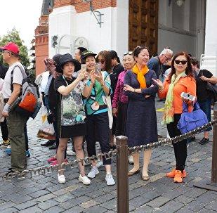 近万名中国游客将在国庆期间到俄罗斯旅游