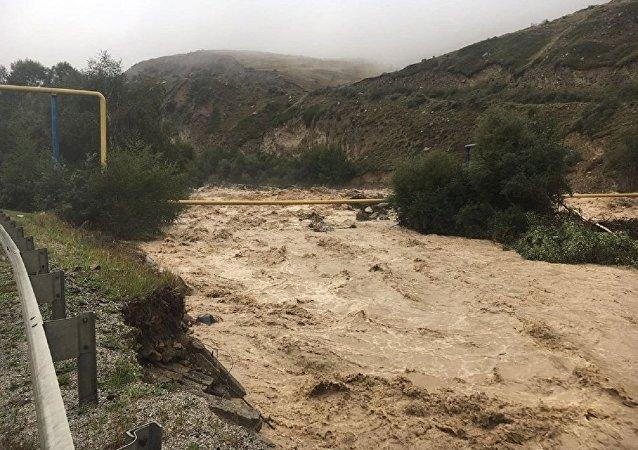 泥石流(资料图片)