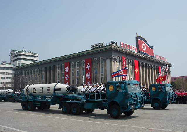 朝鮮擴建彈道導彈生產廠