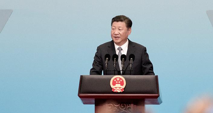 中国国家主席习近平出席开幕式并发表主旨演讲