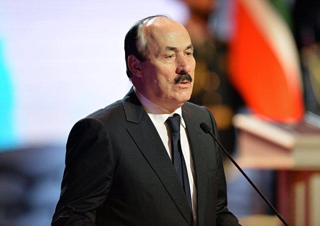拉马赞•阿卜杜拉季波夫